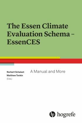 The Essen Climate Evaluation Schema - EssenCES