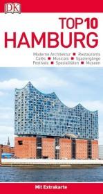 Top 10 Reiseführer Hamburg, m. 1 Karte Cover