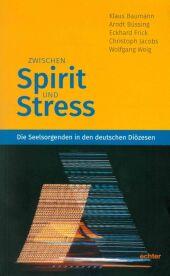 Zwischen Spirit und Stress Cover