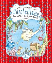 Kuschelflosse - Der knifflige Schlürfofanten-Fall Cover