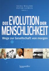 Die Evolution der Menschlichkeit Cover