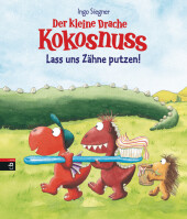 Der kleine Drache Kokosnuss - Lass uns Zähne putzen!