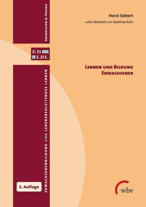 Lernen und Bildung Erwachsener