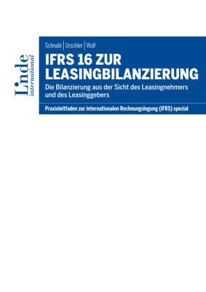 IFRS 16 zur Leasingbilanzierung