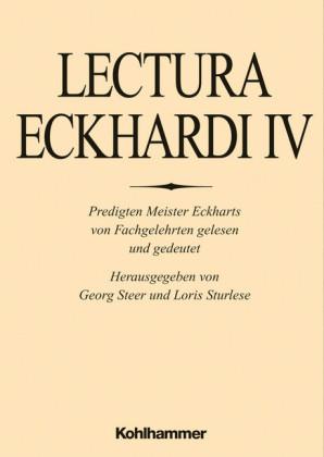 Lectura Eckhardi IV