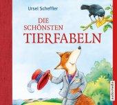 Die schönsten Tierfabeln, 2 Audio-CDs Cover