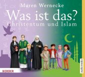 Christentum & Islam - was ist das? - BOX, 4 Audio-CDs Cover