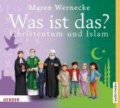 Christentum & Islam - was ist das? - BOX, 4 Audio-CDs Cover