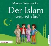 Der Islam - was ist das?, 2 Audio-CDs Cover