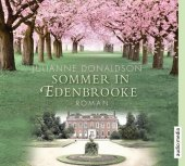 Sommer in Edenbrooke, 1 MP3-CD Cover