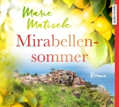 Mirabellensommer, 5 Audio-CDs Cover