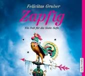 Zapfig, 5 Audio-CDs Cover