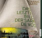 Das letzte Bild der Sara de Vos, 6 Audio-CDs Cover
