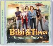 Bibi & Tina - Tohuwabohu total, Audio-CD (Hörspiel zum 4. Kinofilm) Cover
