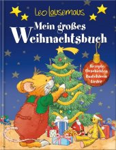 Leo Lausemaus - Mein großes Weihnachtsbuch Cover