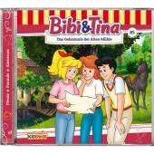 Bibi & Tina - Das Geheimnis der alten Mühle, Audio-CD Cover
