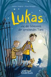 Lukas und das Geheimnis der sprechenden Tiere Cover