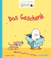 10 kleine Burggespenster - Das Geschenk Cover
