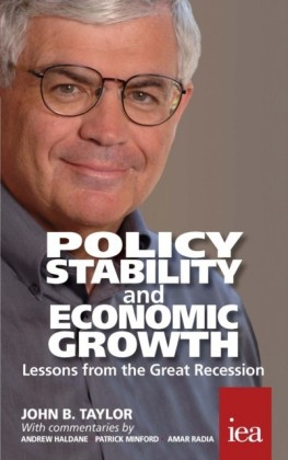 Policy Stability and Economic Growth - Lessons from the Great Recession