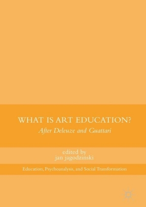 What Is Art Education?