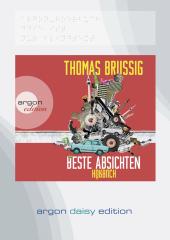 Beste Absichten, 1 MP3-CD (DAISY Edition)