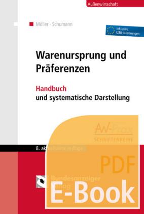 Warenursprung und Präferenzen (E-Book)