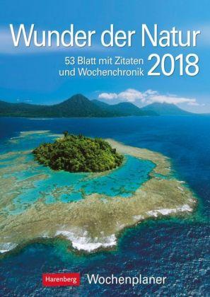 Wunder der Natur 2018