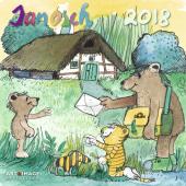 Janosch 2018 Cover