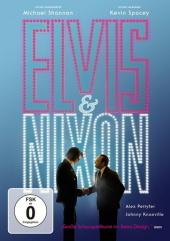 Elvis & Nixon, 1 DVD Cover