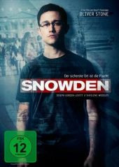 Snowden, 1 DVD Cover