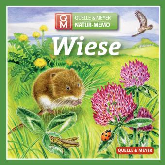 """Natur-Memo """"Wiese"""" (Spiel)"""