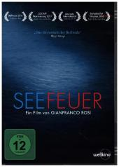 Seefeuer, 1 DVD Cover