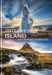 Unterwegs in Island Cover