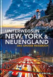 Unterwegs in New York & Neuengland Cover