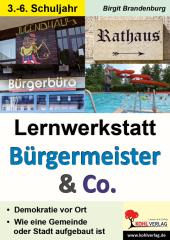 Lernwerkstatt Bürgermeister & Co Cover