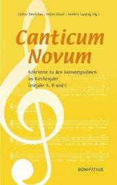 Canticum Novum, Kehrverse zu den Antwortpsalmen im Kirchenjahr Cover
