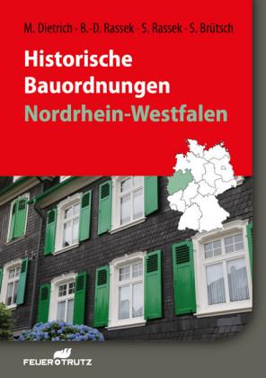 Historische Bauordnungen - Nordrhein-Westfalen - E-Book (PDF)