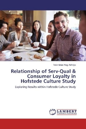 Relationship of Serv-Qual & Consumer Loyalty in Hofstede Culture Study