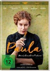 Paula, 1 DVD Cover