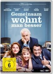 Gemeinsam wohnt man besser, 1 DVD Cover