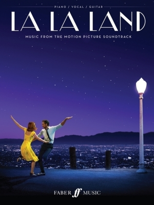 La La Land, Ausgabe für Klavier, Gesang und Gitarre