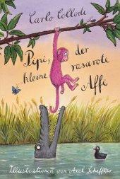 Pipi, der kleine rosarote Affe Cover