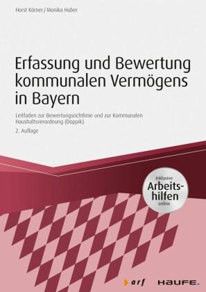 Erfassung und Bewertung kommunalen Vermögens in Bayern - inkl. Arbeitshilfen online