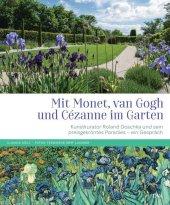 Mit Monet, van Gogh und Cézanne im Garten Cover