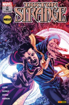 Doctor Strange 2 - Die letzten Tage der Magie Teil 1 (von 2). Bd.2