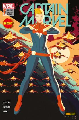 Captain Marvel Band 1 - Wächterin der Erde