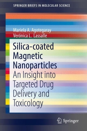 Silica-coated Magnetic Nanoparticles