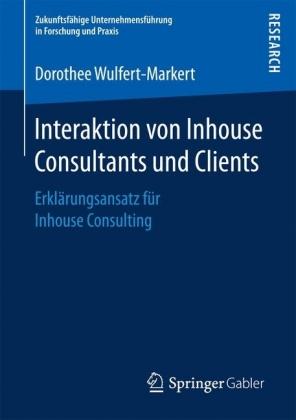 Interaktion von Inhouse Consultants und Clients