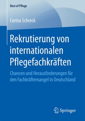 Rekrutierung von internationalen Pflegefachkräften