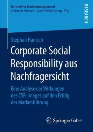 Corporate Social Responsibility aus Nachfragersicht